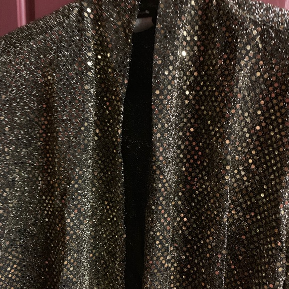 David Rose Jackets & Blazers - Sweet lil NEW YEARs jacket or duster.